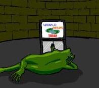 知らないのは井の中の蛙