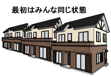 量産型モデルハウス