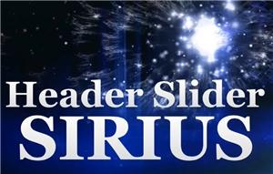 SIRIUSカスタマイズ ヘッダー画像をスライドショーアニメーションにしたい