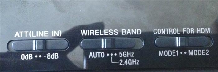 mdr-hw700dsの側面のボタン