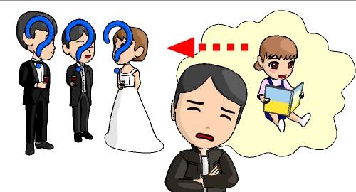 初めての祝電!付き合いのないいとこの結婚式偏