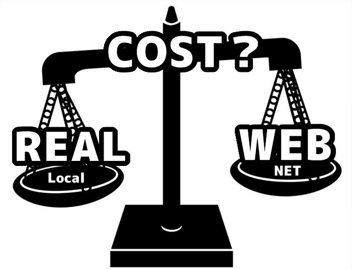 リアルで店舗を借りるより手軽なWEBサイト製作の実態
