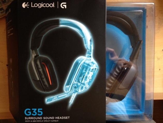ロジクールG35R 7.1chヘッドセットを「買いなおした理由」とは・・