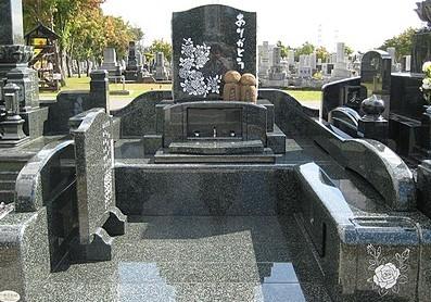 Oh!盆だぜ!墓参り2015 お墓の仕組みをぼち墓地理解していこうか!