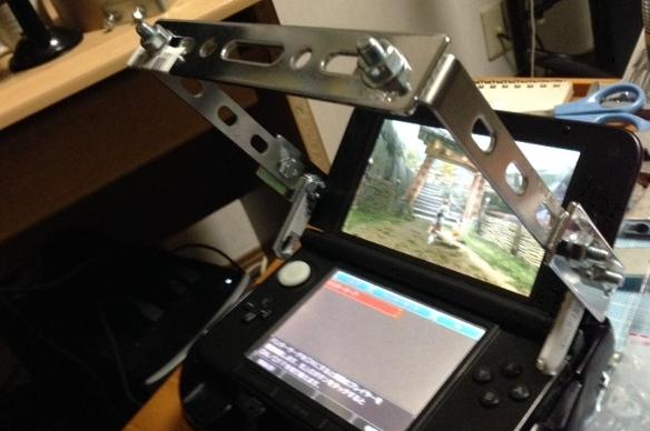 3DS自作撮影キット材料