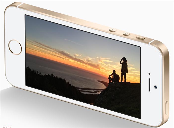 iPhone SEのカメラ機能