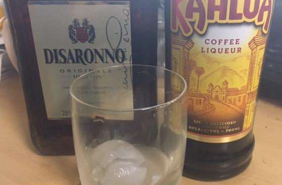 甘いお酒をおいしくカクテルにして飲む研究レシピ