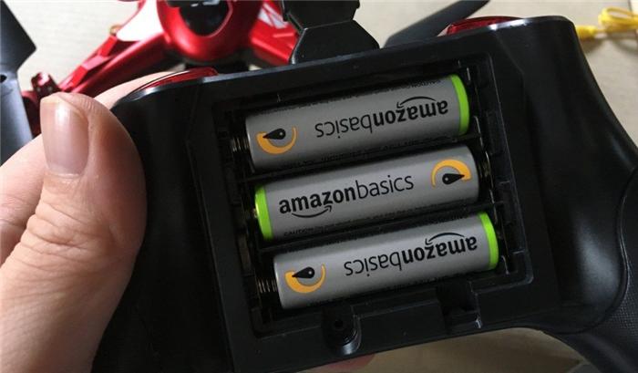 T5W プロポ 単三電池 3本