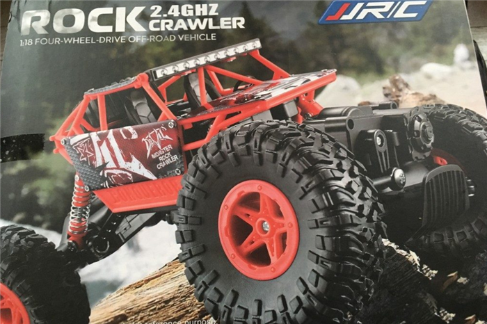 GoolRC NO.Q20A 1/18 2.4G RC カー4WD RTR ロッククローラー