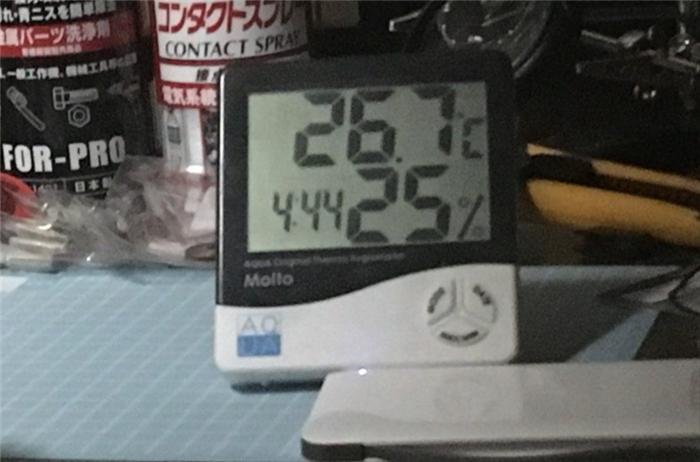 湿度低い 乾燥しすぎ 4:44