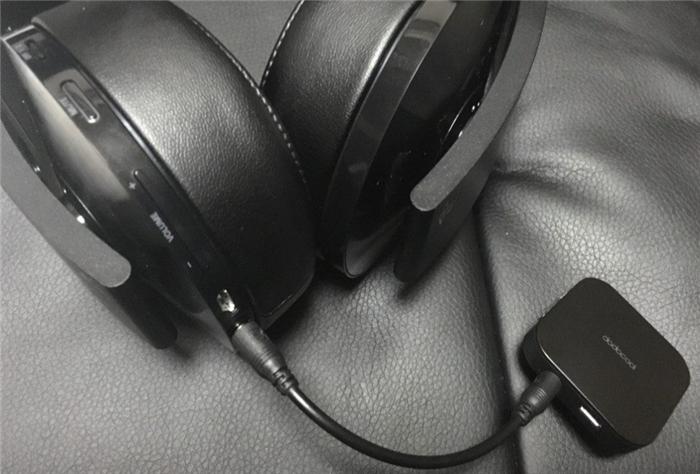 プレミアムワイヤレスサラウンドヘッドセット スマートフォン Bluetooth接続