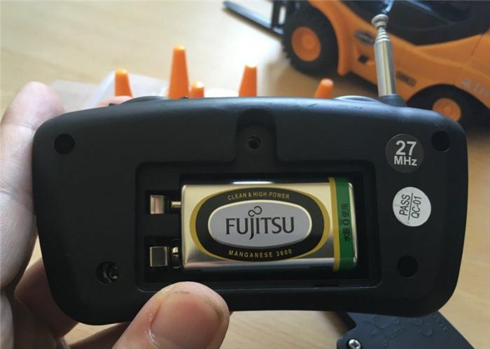 コントローラー電池