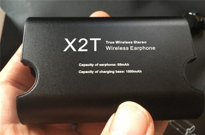 docooler X2T モバイルバッテリー式 イヤホン充電