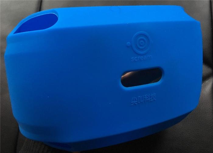 PSVRの心臓部(モニター)を衝撃から守るシリコンカバーは必須