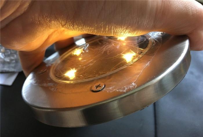 solarLEDライト センサー