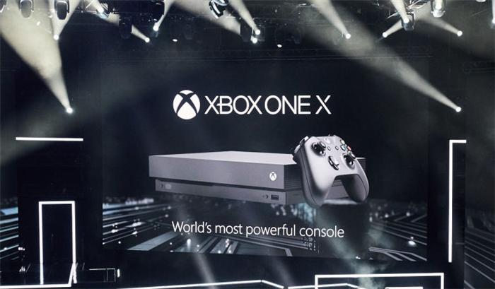 Xbox One X予約開始!ソフトラインナップが熱い!