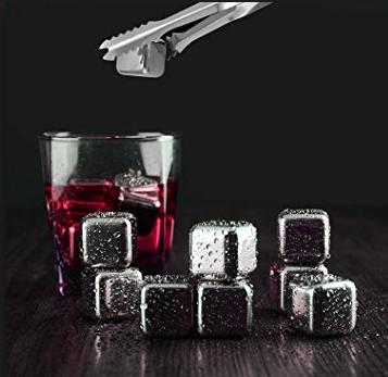 ワインのために溶けない氷が初めてほしいと感じた