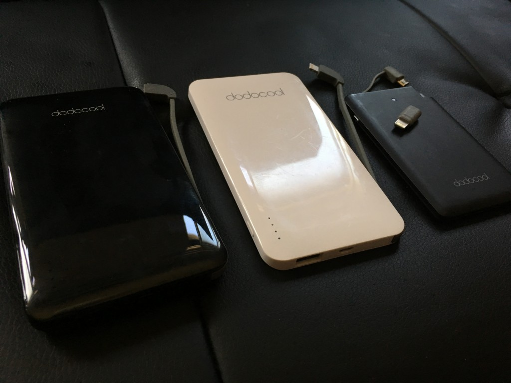 Dodocool モバイルバッテリーの容量別活用法