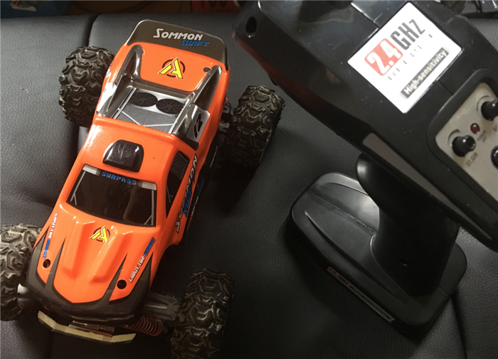 GPTOYS FOXX S911 MONSTER TRUCK RCオフロードカーレビュー