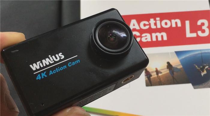 WIMIUS Action Cam L3 WDRとGyroが秀逸な次世代アクションカメラ