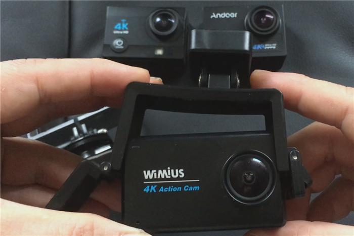 WIMIUS アクションカメラ L3 互換性 従来製品