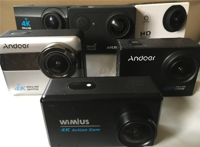 安くて高性能なおすすめアクションカメラランキング 9月更新