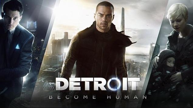 PS4 Detroit Become Human 人の心を持つアンドロイドの物語を考察
