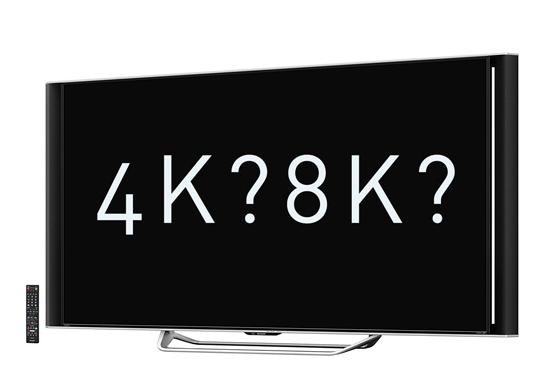 知らんかったよACASカードと4K8Kの未来とテレビの衰退