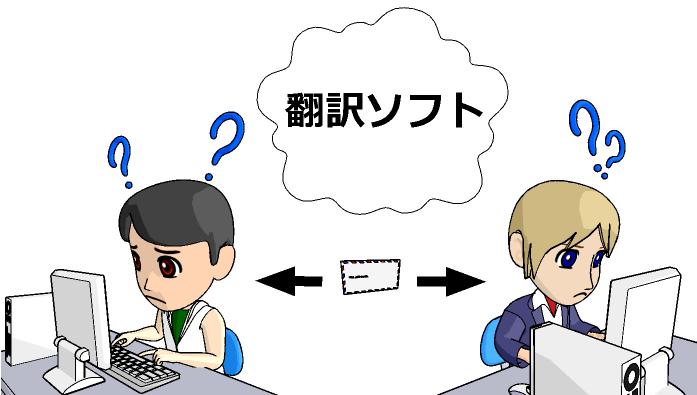 翻訳ソフトの信頼性 英語力が必要と感じた瞬間
