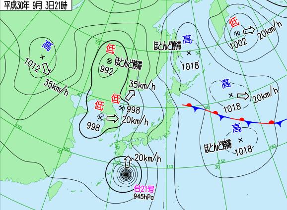 台風対策と台風発生のメカニズムを調べてみた