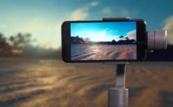 充電しながら使える高機能なスマートフォンスタビライザー「FeiyuTech Vimble 2」