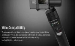 アクションカメラ専用ジンバル「Hohem iSteady Pro」の凄い所