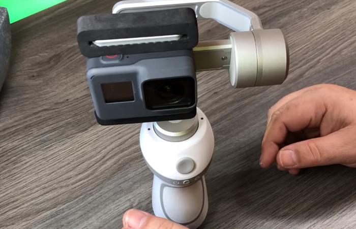 FeiyuTech Vimble C アクションカメラ