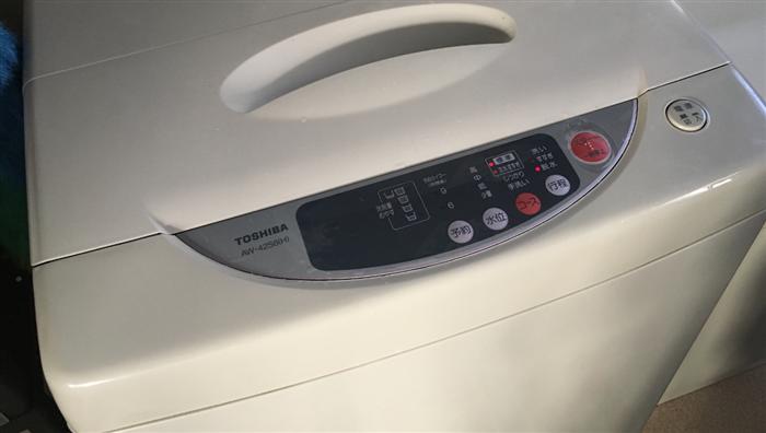 洗濯機 生産終了