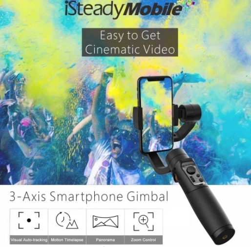 Hohem iSteady Mobile+