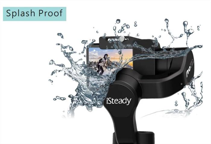 hohem iSteady Pro 2 防水