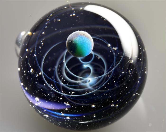 地球 ホログラム