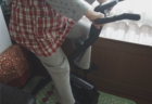 抗ガン剤エアロバイク