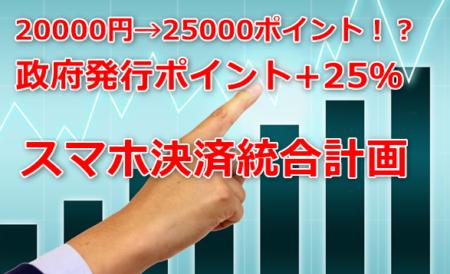 政府発行ポイント マイナンバーカード