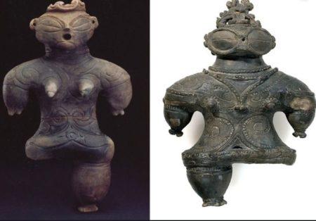 縄文時代 土偶