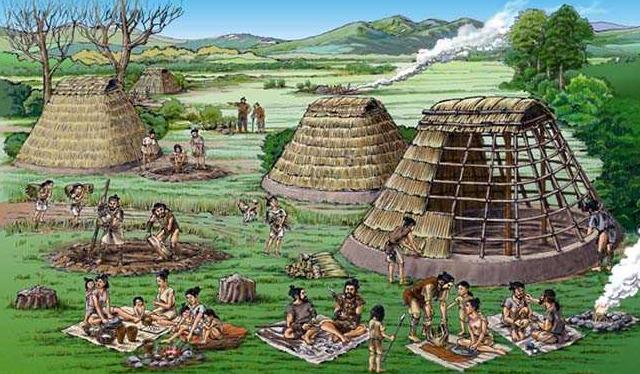 縄文時代 生活