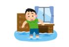 大雨で水害が起きた後の二次被害に備える心構え