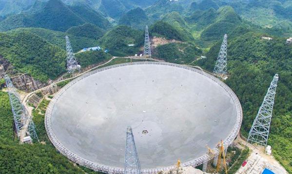 中国 望遠鏡