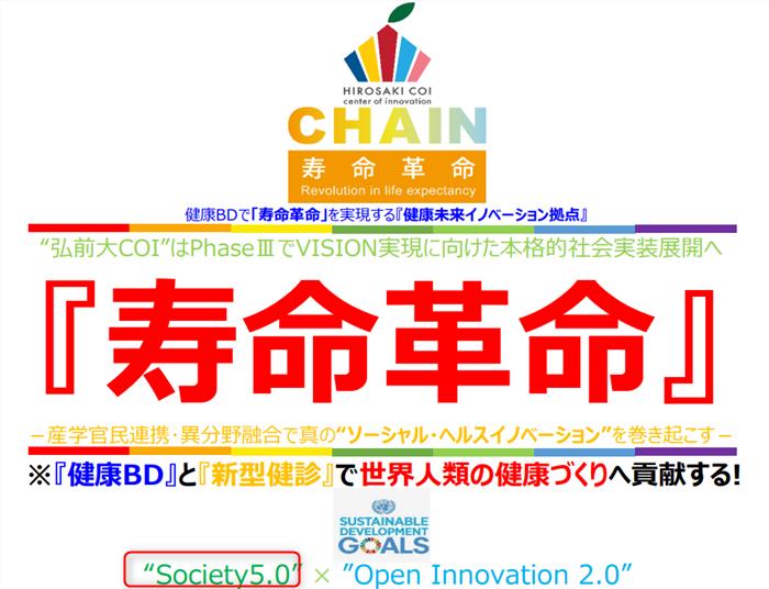 弘前市の新型コロナとSociety5.0のローカル5G