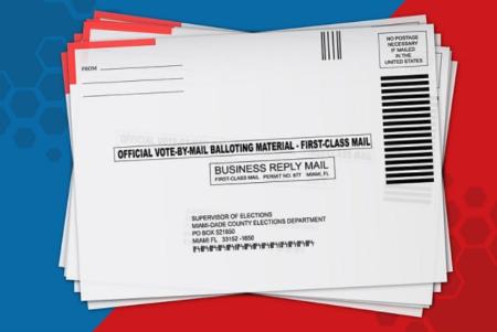 郵便不正投票