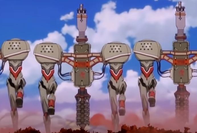 歪な人造兵器