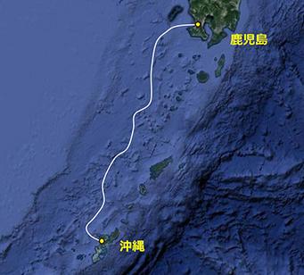 海底ケーブル