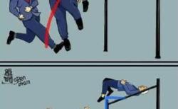 バイデンジャンプ